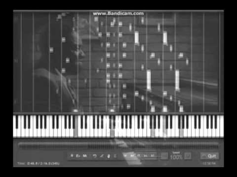Hardest and Fastest Stride/Rag Piano Ever