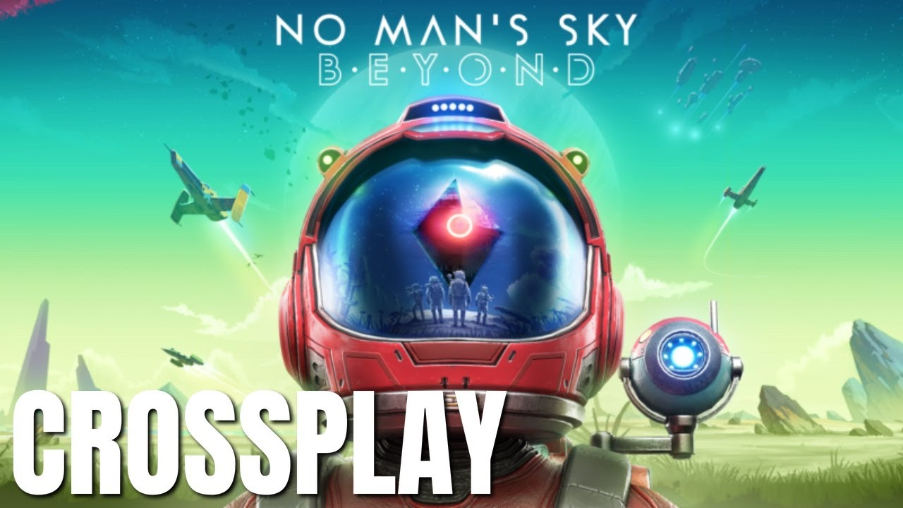 NO MAN'S SKY PSVR | CROSS PLAY | PlayStation VR