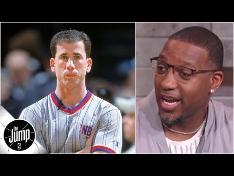 My friends said 'I told you' when Tim Donaghy news broke - Tracy McGrady | The Jump