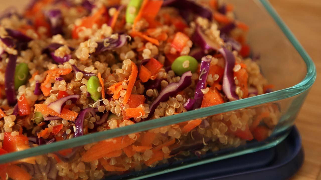 3 delicious quinoa recipes youtube 3 delicious quinoa recipes forumfinder Choice Image