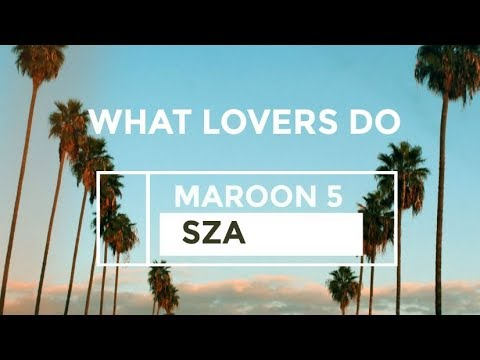Cover Lagu Maroon 5 - What Lovers Do (Lyric Video) ft. SZA STAFABAND