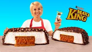 Làm kẹo khổng lồ / Kẹo Kinder Maxi King/ Bánh Choco Pie