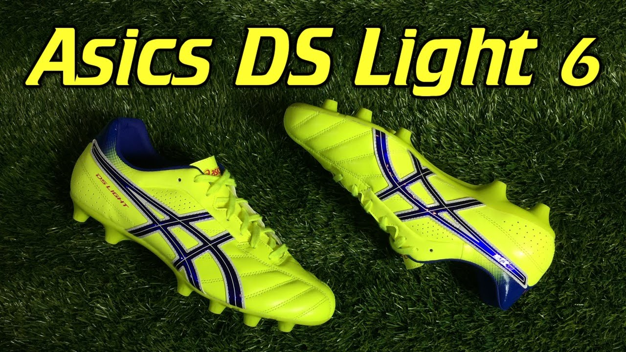 c1ef7012d92 Asics DS Light 6 Flash Yellow - Review + On Feet - YouTube
