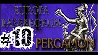 Medieval II Total War: EBII Mod ~ Pergamon Campaign Part 10, Failed biological Warfare