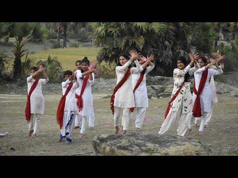 Holi Special Song Ll Holi Biraj Ma || Genius || Just Dance Academy ||