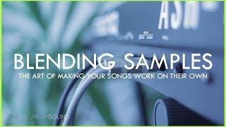 Blending Samples  BEAT MAKING MUSIC THEORY 2018