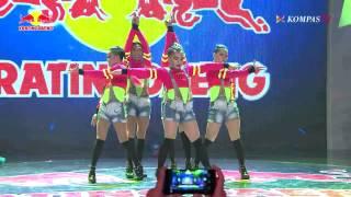 Kratingdaeng PowerDance 2014 - WAP Crew