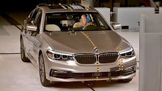 Top 10: LUXURY Car CRASH TEST ! ! !