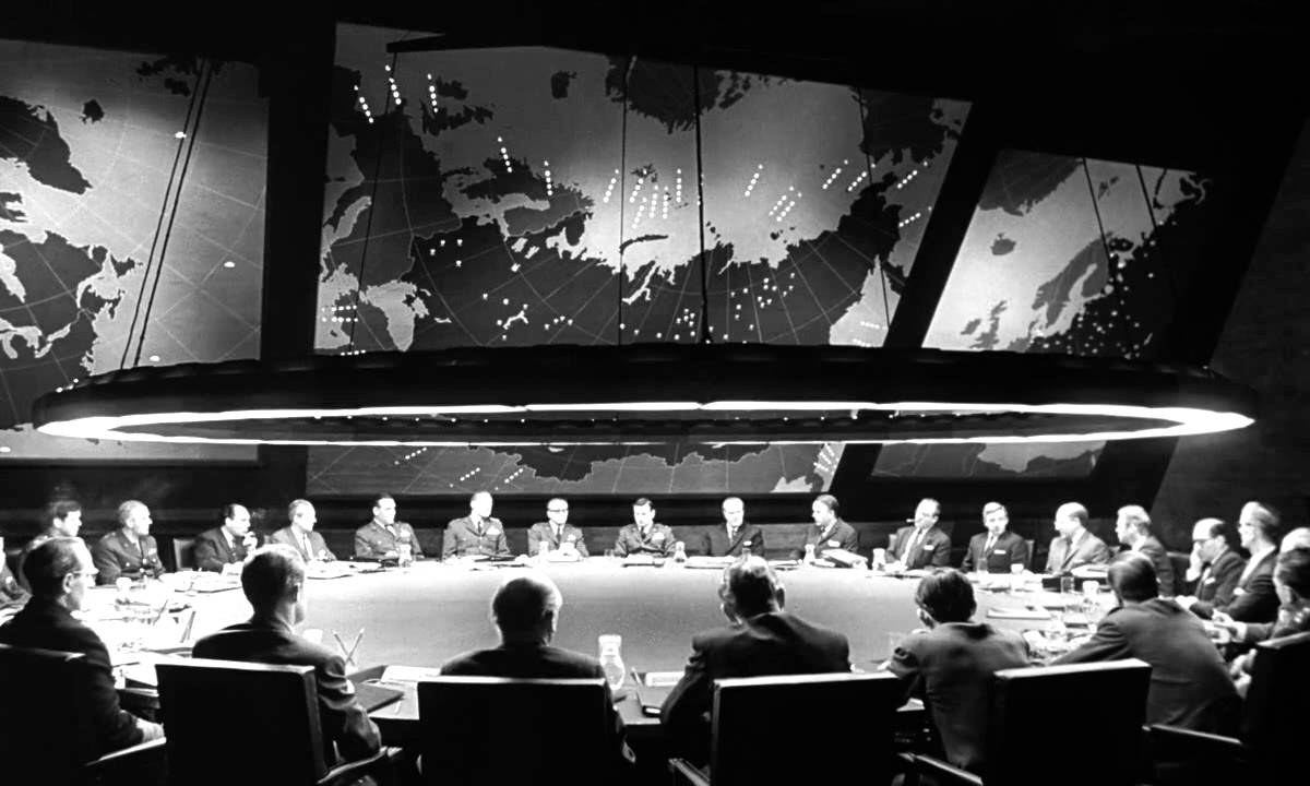 Download Modern Movie Trailers - Dr. Strangelove: Or How I Learned To Stop Worrying And Love The Bomb