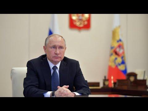 Путин на совещании с губернаторами