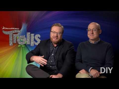 Mike Mitchell & Walt Dohrn  Trolls
