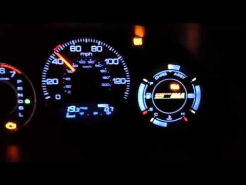 2003 Honda civic hybrid IMA  YouTube