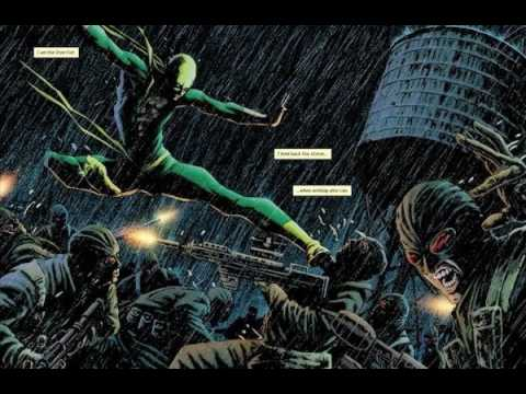 Character Corner - Heroes For Hire Part 2 Iron Fist & Colleen Wing