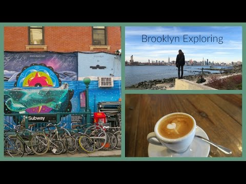 Exploring Williamsburg, Brooklyn