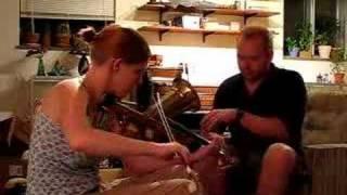 Siege of Ennis - Stroh Violin & Spoons