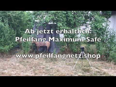 Pfeilfangnetz.Shop Backstop Premium Protect 50 x 50cm