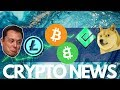 Elon Musk and Dogecoin, $50k BTC, Bitcoin Cash and Litecoin Surge, Energi - Crypto News