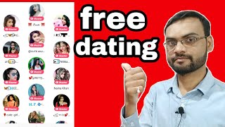 free dating apps | free call | free dating apps | free chat, free call 2020