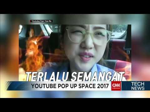 Youtube Pop Up Space Kembali Hadir di Jakarta