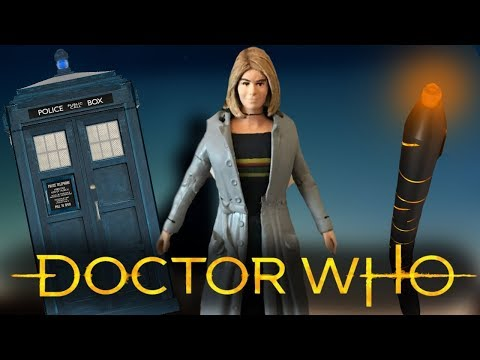 TARDIS & SONIC Toys Confirmed | Doctor Who Leaked News!