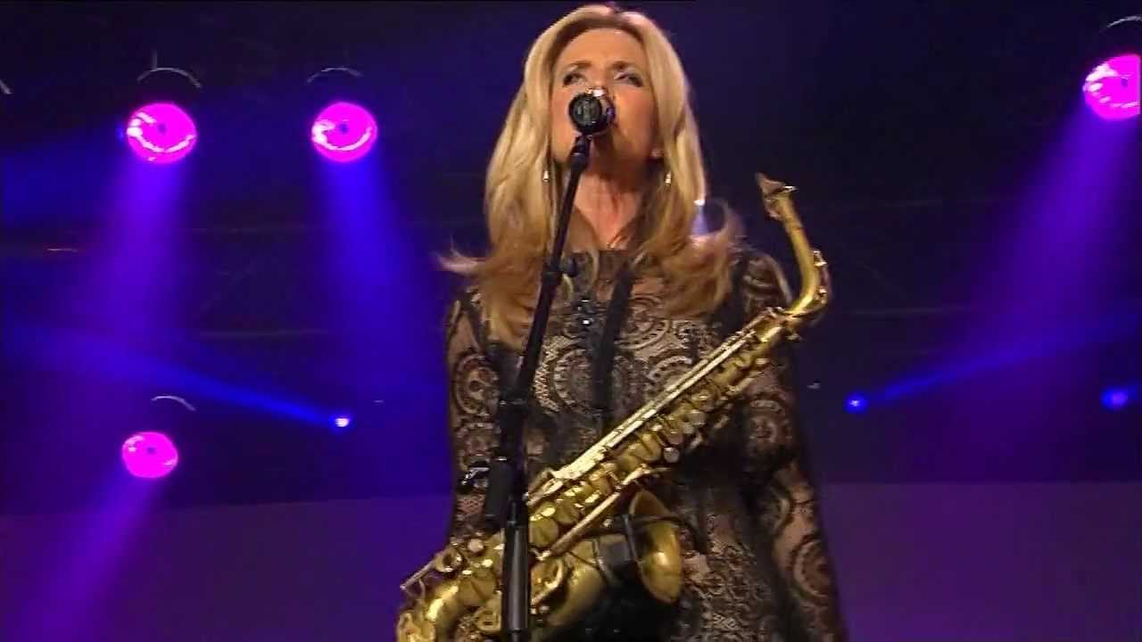 Candy Dulfer Pick Up The Pieces Part 2 Youtube