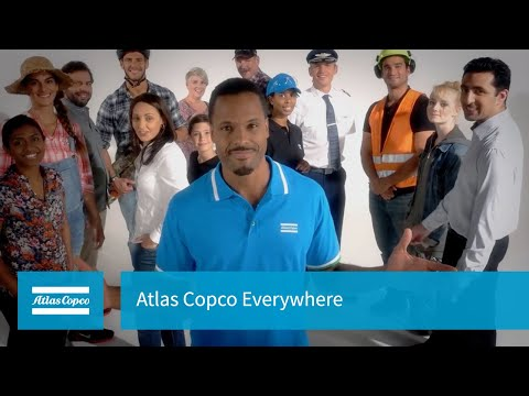 Atlas Copco Everywhere