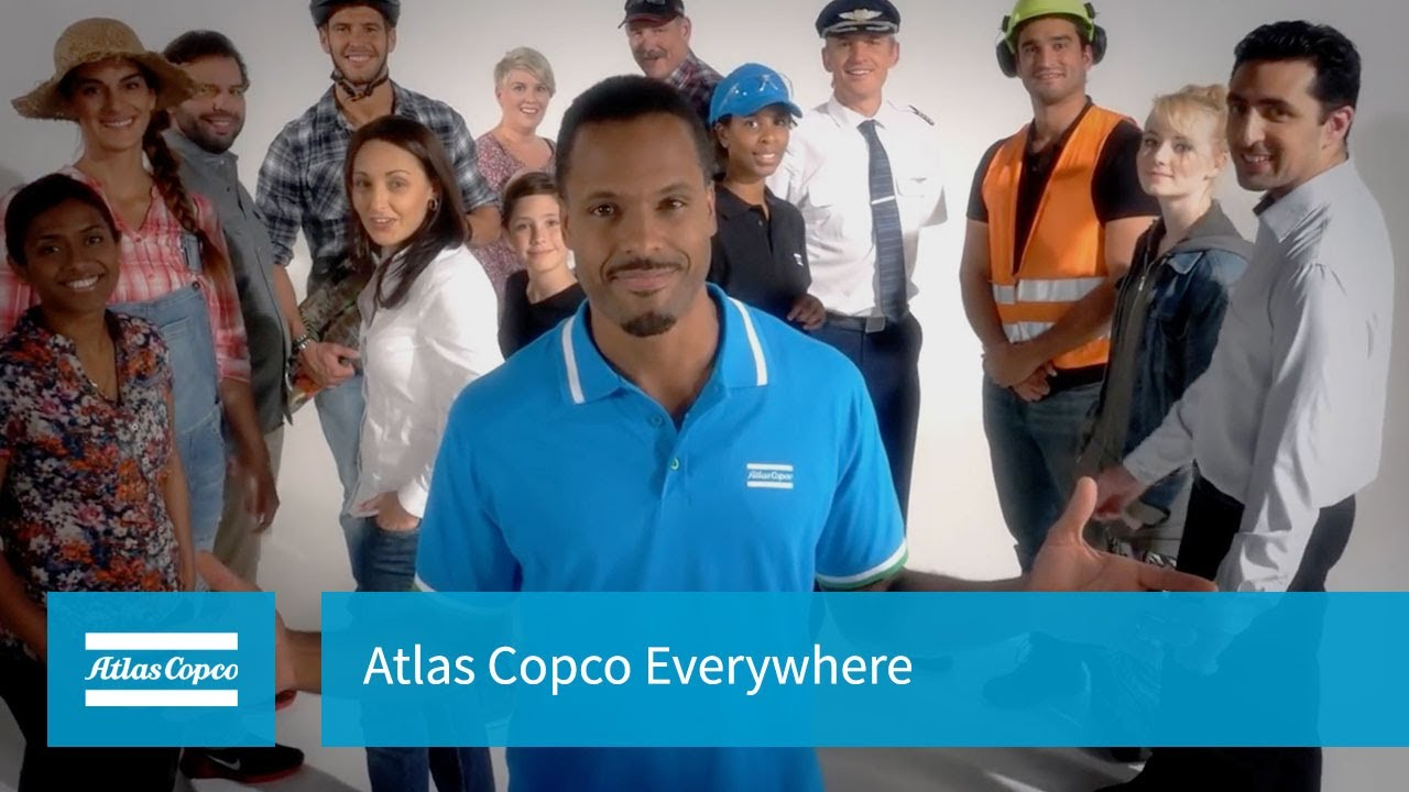 Atlas Copco: Home of industrial ideas - Atlas Copco USA