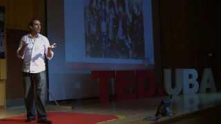 Ingeniería de las emociones: Federico Fros Campelo at TEDxUBA