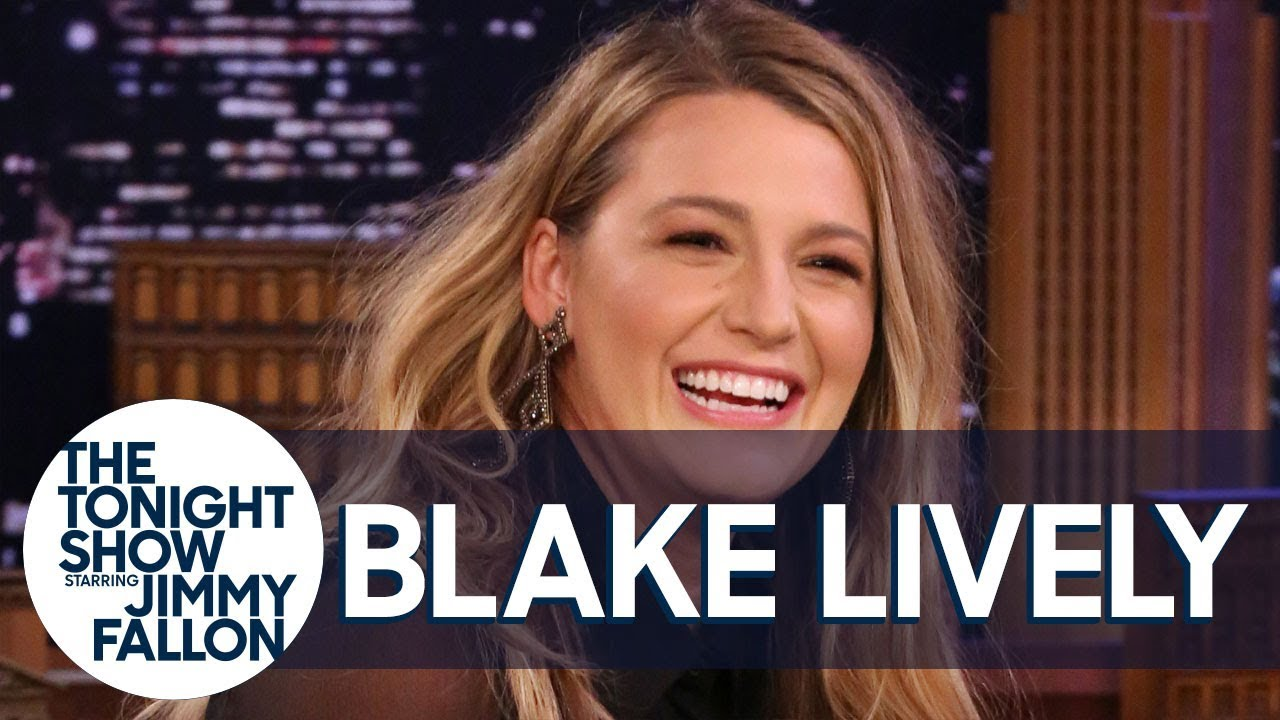 Blake Lively's Daughter Is More Starstruck by Jimmy Fallon Than Taylor Swift