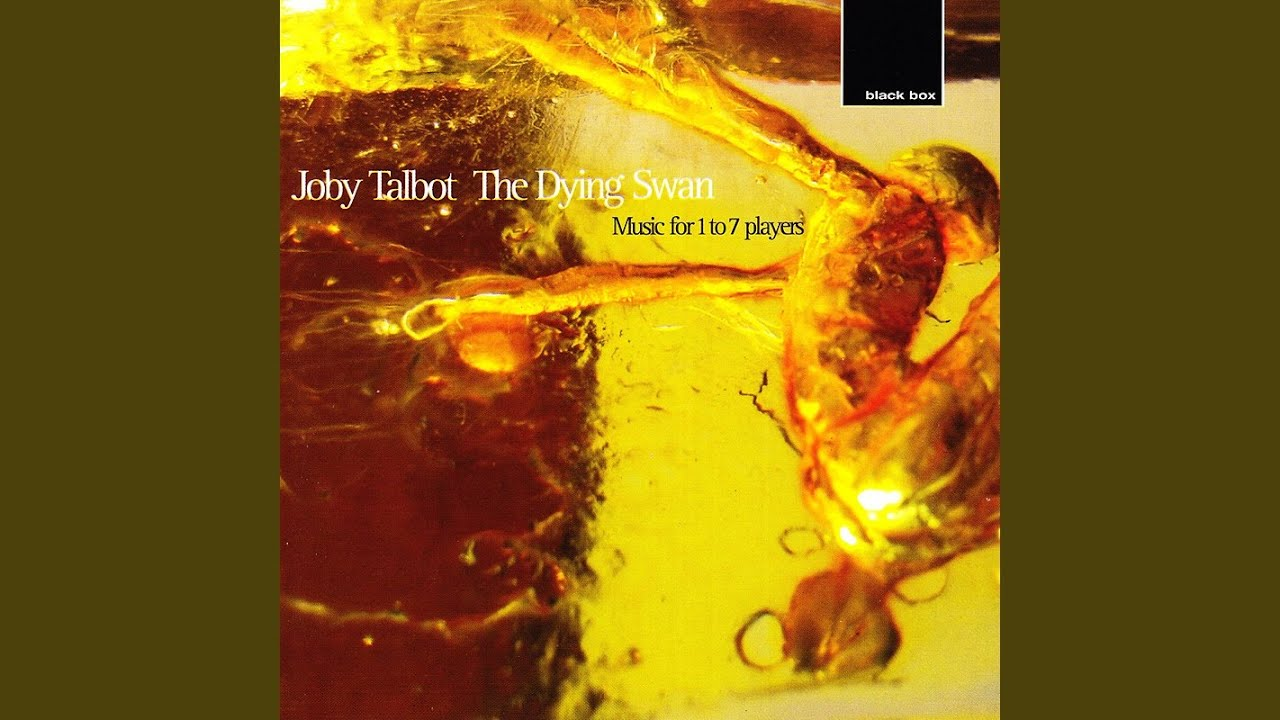 Talbot: The Dying Swan (suite) , for piano trio - 3