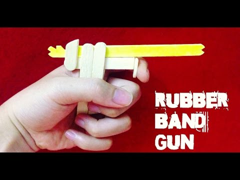 Daily Life Hacks -How To Make A SUPER GUN For Kids,
