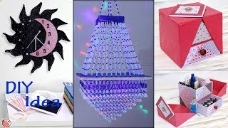 10 Back to Home DIY Craft Ideas !!!
