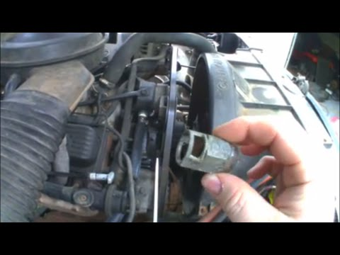 1990 GM heater hose quick connect repair Quick and cheap! & 1990 GM heater hose quick connect repair Quick and cheap! - YouTube