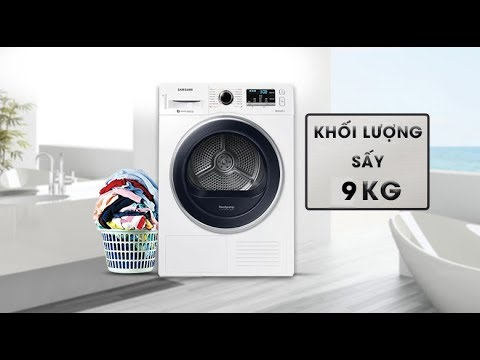 Máy sấy quần áo Samsung DV90M5200QW 9KG giá 16tr700 có gì đặc biệt