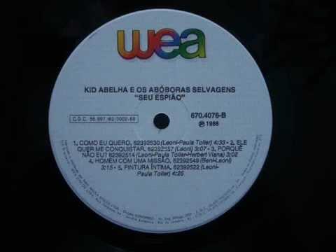 Kid Abelha - Por Quê Não Eu ? (1983) (LP/1984, reed.: 1988)