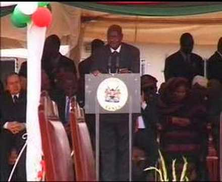 Comprehensive Peace Agreement (Part11) Sudan