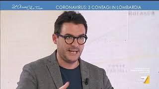 """Coronavirus in Italia, il virologo Fabrizio Pregliasco sul 'paziente zero': """"Stanno ancora ..."""