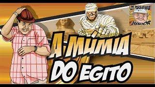 ZE LEZIN A MUMIA DO EGITO