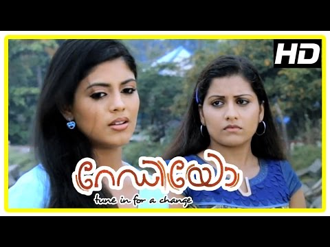 Radio Malayalam Movie | Malayalam Movie | Iniya | Fights wit