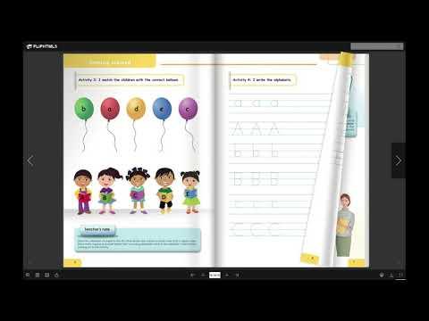Grade 1 Primary Grade Book ENGLISH