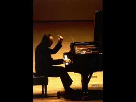 Michelangeli plays Bach-Busoni Chaconne in d-moll BWV 1004 1/2