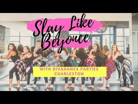 Slay Like Beyonce! Charleston SC Bachelorette Party Summer 2019