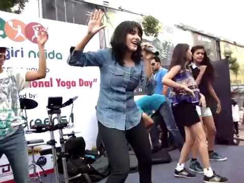 Raahgiri Day | Chittiyaan Kalaiyaan Live | International Yoga Day | Sagarika Deb