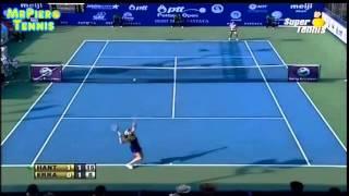 Daniela Hantuchova vs Sara Errani Pattaya 2015 Highlights