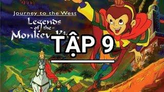 Tây Du ký Tập 9 - Hoạt Hình HTV3