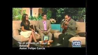 Ni el silencio ni el sol (Balada) - Felipe García Trovador Yucateco