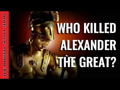 The Mysterious Murder of Alexander the Great SOLVED! with Graham Phillips