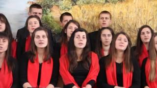 Молодіжний хор м. Кременець. Научи меня мой Господь во всем волю исполнять лиш Твою!