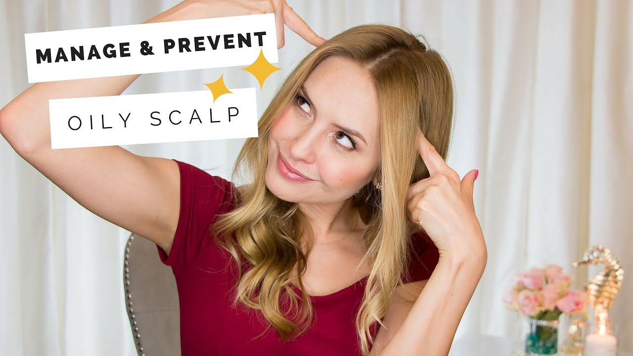 3 natural solutions for oily hair