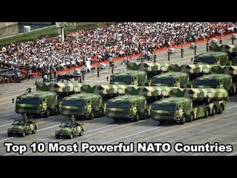 Top 10 Most Powerful NATO Countries In The World 2020 | Infinite Defence